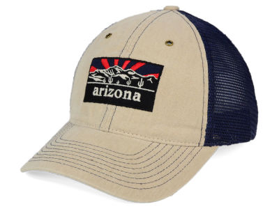 Arizona Wildcats Zephyr NCAA Landmark Mesh Hat