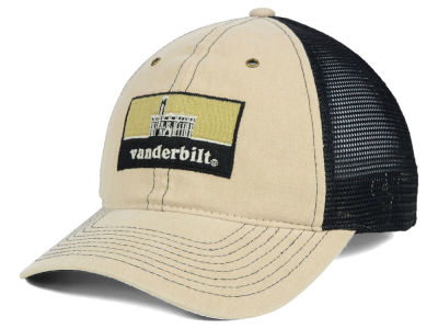 Vanderbilt Commodores Zephyr NCAA Landmark Mesh Hat