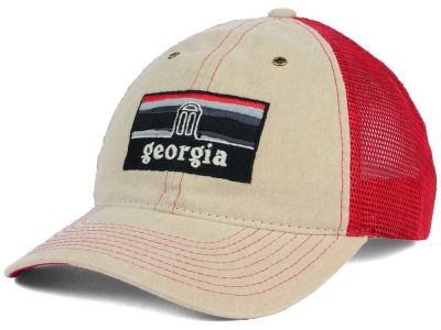 Georgia Bulldogs Zephyr NCAA Landmark Mesh Hat