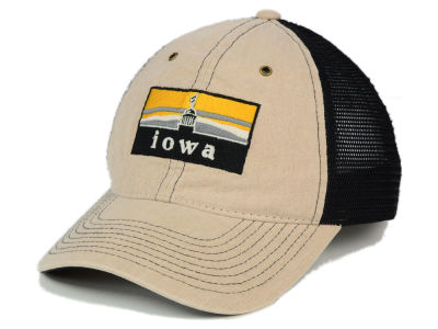 Iowa Hawkeyes Zephyr NCAA Landmark Mesh Hat