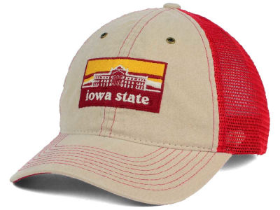 Iowa State Cyclones Zephyr NCAA Landmark Mesh Hat