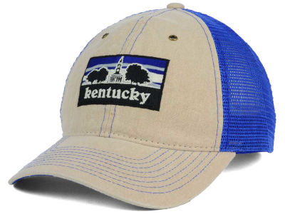 Kentucky Wildcats Zephyr NCAA Landmark Mesh Hat