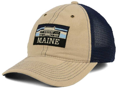 Maine Black Bears Zephyr NCAA Landmark Mesh Hat