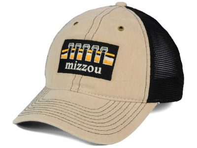 Missouri Tigers Zephyr NCAA Landmark Mesh Hat