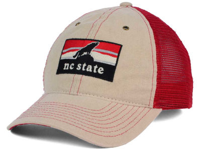 North Carolina State Wolfpack Zephyr NCAA Landmark Mesh Hat