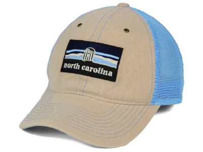 North Carolina Tar Heels Zephyr NCAA Landmark Mesh Hat