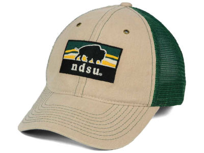 North Dakota State Bison Zephyr NCAA Landmark Mesh Hat