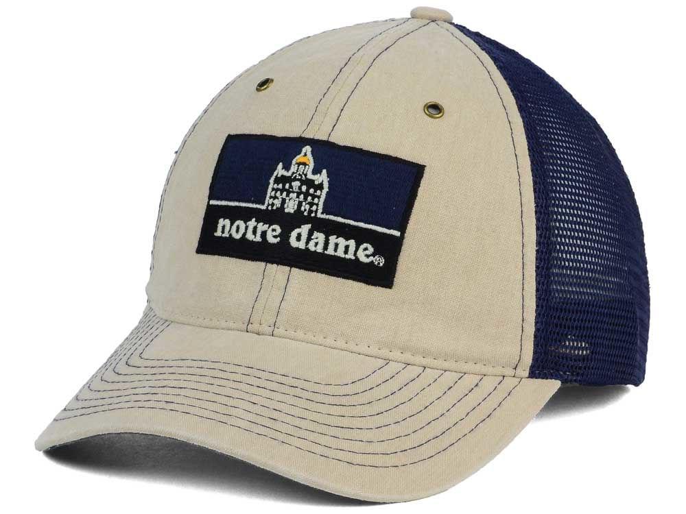 Notre Dame Fighting Irish Zephyr NCAA Landmark Mesh Hat  265e1489867
