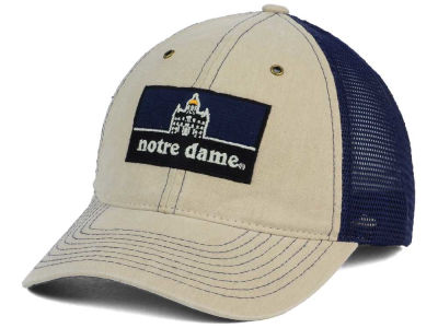 Notre Dame Fighting Irish Zephyr NCAA Landmark Mesh Hat