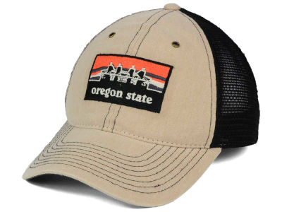 Oregon State Beavers Zephyr NCAA Landmark Mesh Hat