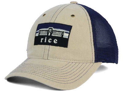 Rice Owls Zephyr NCAA Landmark Mesh Hat