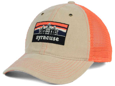 Syracuse Orange Zephyr NCAA Landmark Mesh Hat