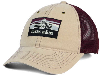 Texas A&M Aggies Zephyr NCAA Landmark Mesh Hat