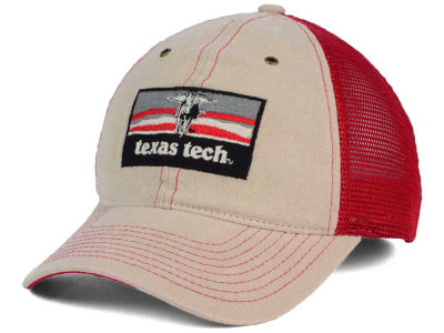 Texas Tech Red Raiders Zephyr NCAA Landmark Mesh Hat