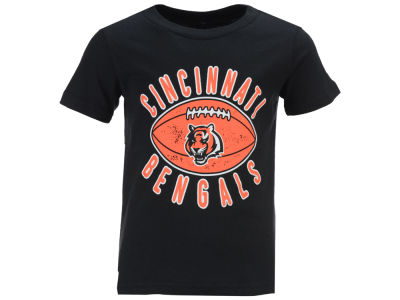 Cincinnati Bengals Outerstuff NFL Toddler Place Kicker T-Shirt