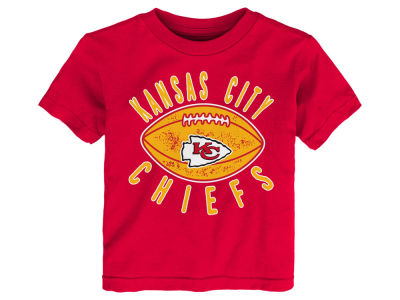 Kansas City Chiefs Outerstuff NFL Toddler Place Kicker T-Shirt
