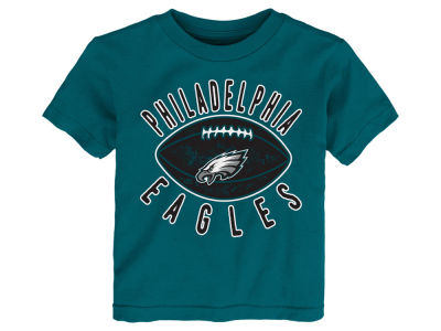 Philadelphia Eagles Outerstuff NFL Toddler Place Kicker T-Shirt