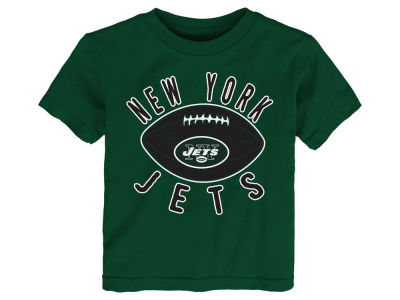 New York Jets Outerstuff NFL Toddler Place Kicker T-Shirt