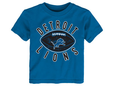 Detroit Lions Outerstuff NFL Toddler Place Kicker T-Shirt