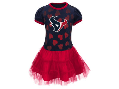 Houston Texans Outerstuff NFL Toddler Love Tutu Dress