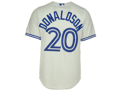 Toronto Blue Jays Josh Donaldson MLB Men's Player Replica CB Jersey