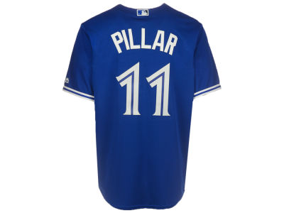 Toronto Blue Jays Kevin Pillar MLB Men's Player Replica CB Jersey