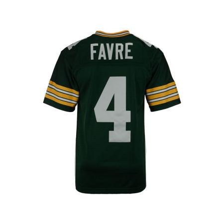Green Bay Packers Brett Favre Mitchell & Ness NFL Replica Throwback Jersey