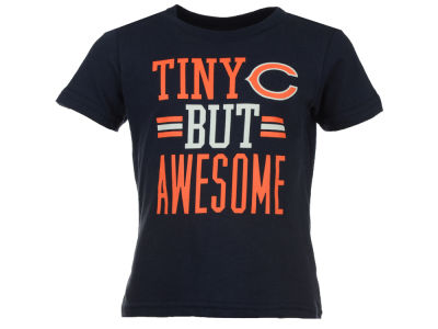 Chicago Bears Outerstuff NFL Toddler Tiny But Awesome T-Shirt