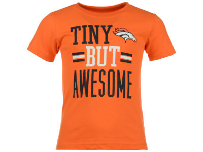 Denver Broncos Outerstuff NFL Toddler Tiny But Awesome T-Shirt