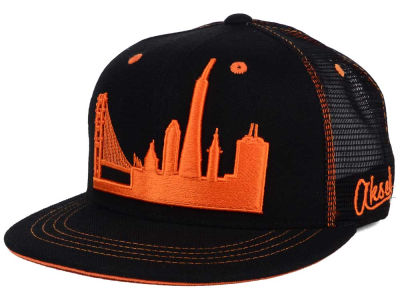 California Skyline Snapback Hat