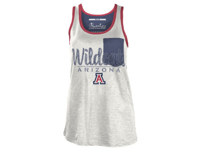 Arizona Wildcats NCAA Women's Campbell Pocket Slub Tank