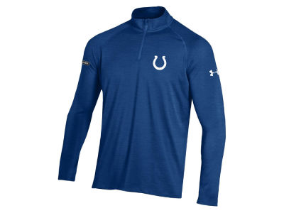 Indianapolis Colts Under Armour NFL Men's Twist Tech Quarter Zip Pullover