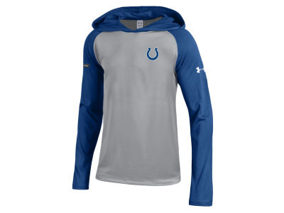 Indianapolis Colts Under Armour NFL Youth Combine Tech Hoodie