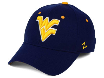 West Virginia Mountaineers Zephyr NCAA 2016 ZH Flex Cap