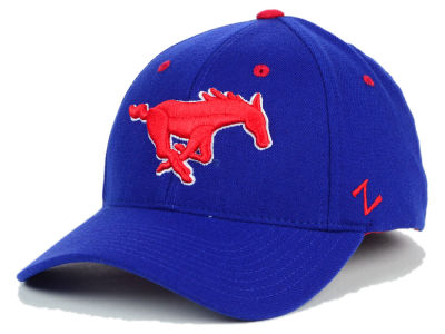 Southern Methodist Mustangs Zephyr NCAA 2016 ZH Flex Cap