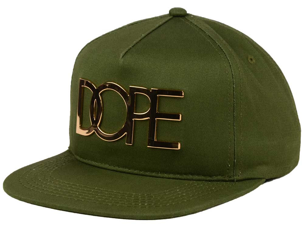 more photos 7f30b eac7e ... new zealand dope dope 24k gold snapback hat aa192 fbb31