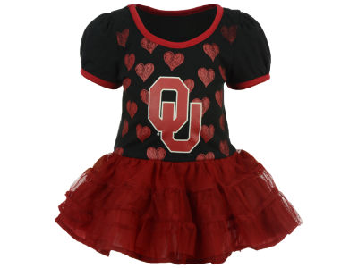 Oklahoma Sooners NCAA Infant Love to Dace Dress