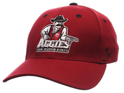 New Mexico State Aggies Zephyr NCAA 2016 ZH Flex Cap