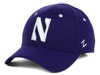 Northwestern Wildcats Zephyr NCAA 2016 ZH Flex Cap