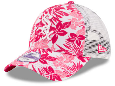 Chicago White Sox New Era MLB Youth Flower Power 9FORTY Cap