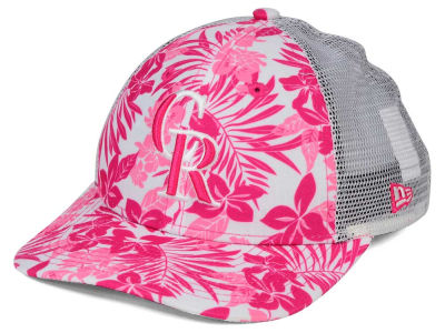 Colorado Rockies New Era MLB Youth Flower Power 9FORTY Cap