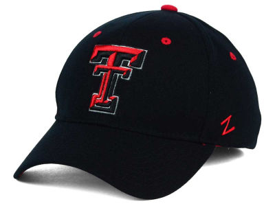Texas Tech Red Raiders Zephyr NCAA 2016 ZH Flex Cap