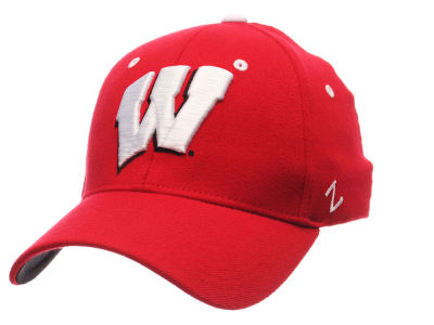 Wisconsin Badgers Zephyr NCAA 2016 ZH Flex Cap