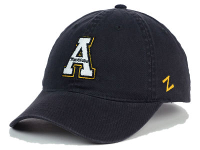 Appalachian State Mountaineers Zephyr NCAA Scholarship Adjustable Hat