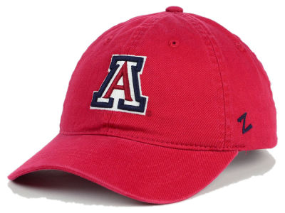 Arizona Wildcats Zephyr NCAA Scholarship Adjustable Hat