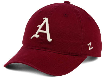 Arkansas Razorbacks Zephyr NCAA Scholarship Adjustable Hat
