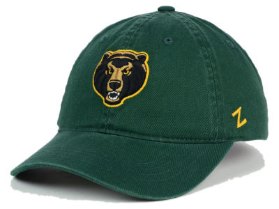 Baylor Bears Zephyr NCAA Scholarship Adjustable Hat