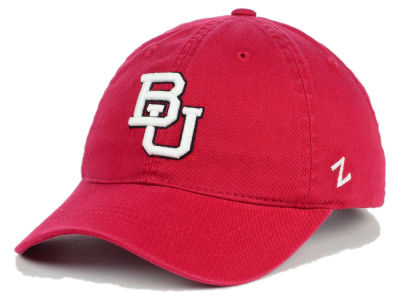 Boston Terriers Zephyr NCAA Scholarship Adjustable Hat