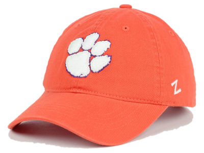 Clemson Tigers Zephyr NCAA Scholarship Adjustable Hat