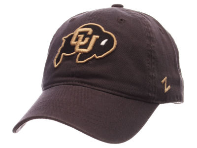 Colorado Buffaloes Zephyr NCAA Scholarship Adjustable Hat